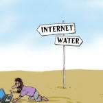 We seem almost addicted to the internet, often at the cost of the environment.