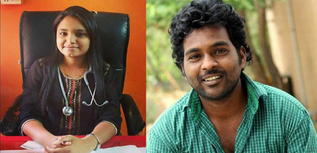 [Dr. Payal Tadvi And Rohit Vemula]
