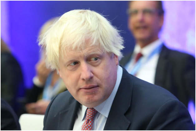 Boris Johnson | Image source – WikiMedia Commons