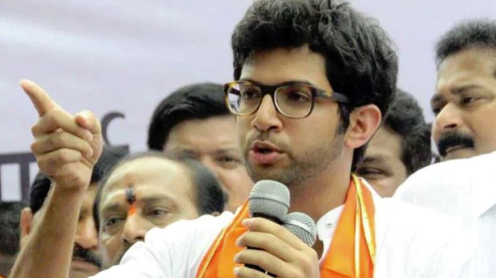 Aditya Thackeray - Aditya Thackeray Junior joins Maharastra Government Cabinet