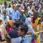 Assam had been witnessing major daytime as well as night protests against the implementation of the NRC