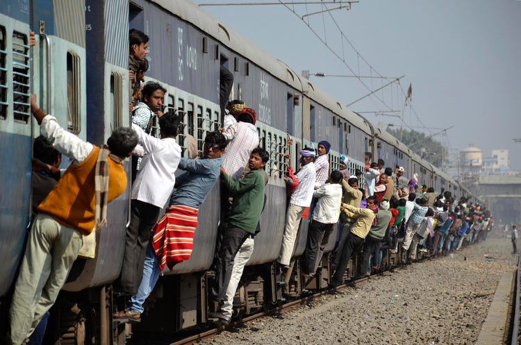 immigration in india
