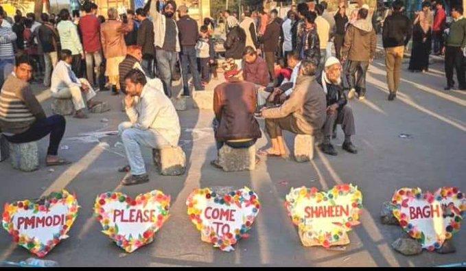 Shaheen Bagh PM Modi