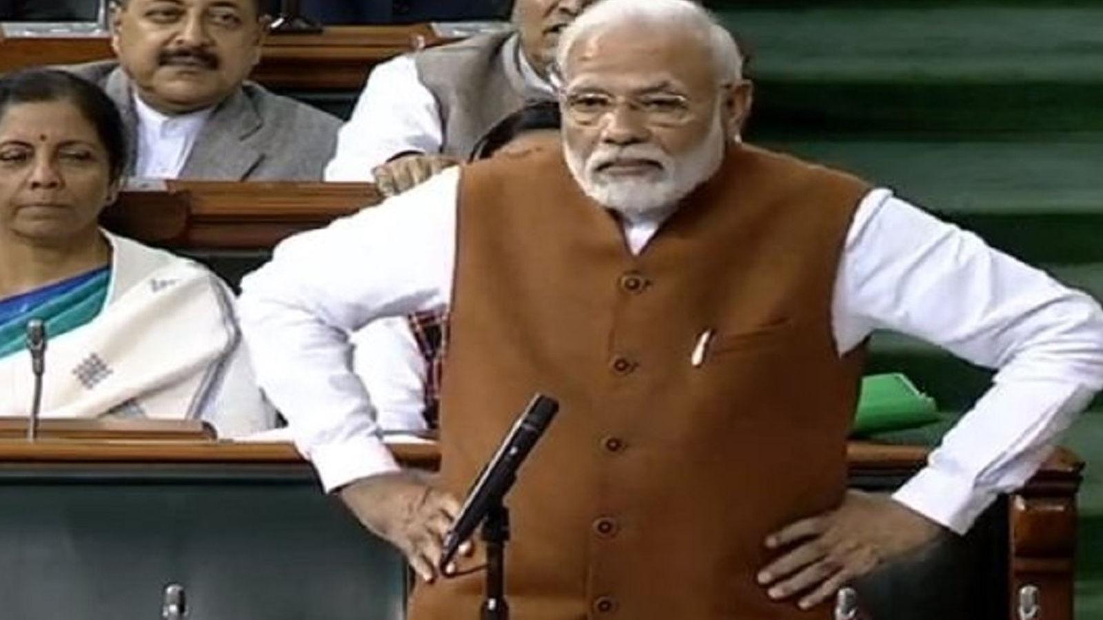 Social media PM Modi