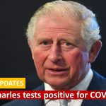 Prince Charles tests positive for COVID 19