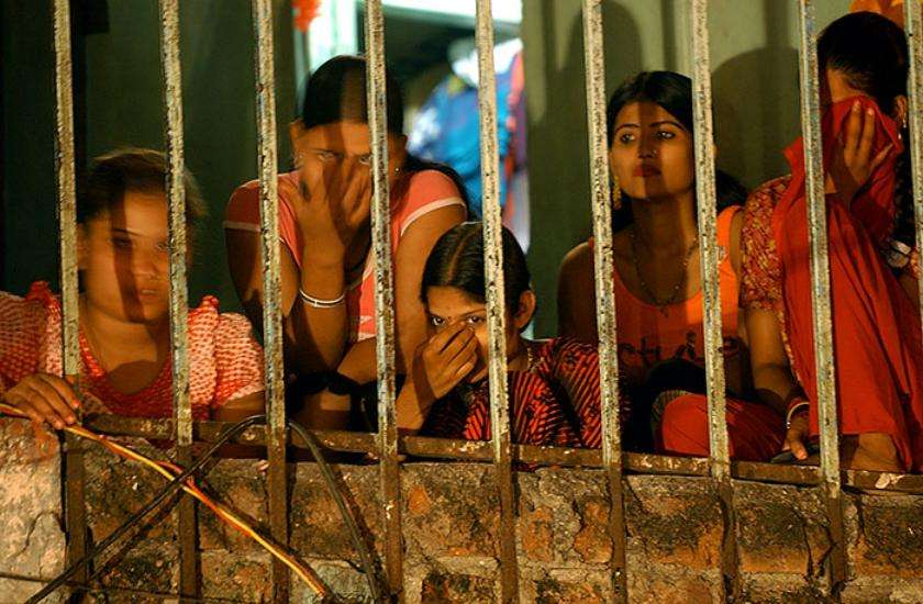 sex workers in lockdown