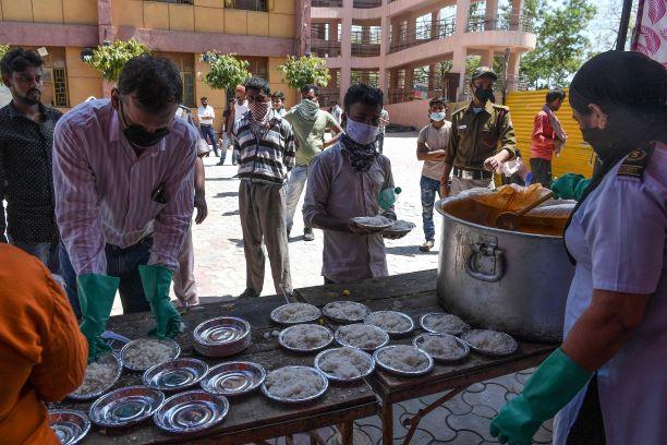 coronavirus food security