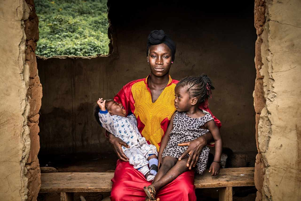 Baby factory in Nigeria