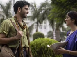 A scene from 'A Suitable Boy' featuring on Netflix