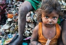 Poverty and joblessness plague India unlike ever before as people struggle to make the two ends meet.