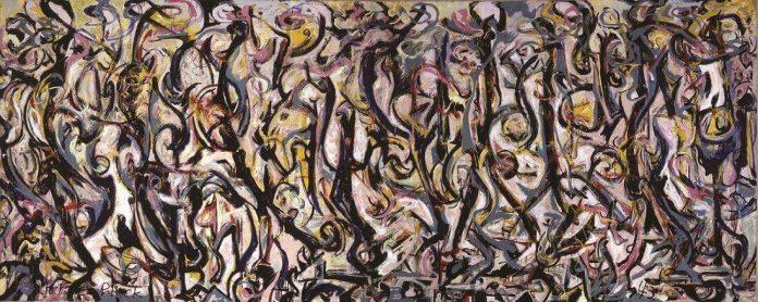 The Mural/ Courtesy of www.Jackson-Pollock.org