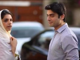 A scene grab from the popular drama Zindagi Gulzar Hai